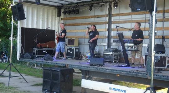 Víkend Rock ve Veselé 8. června 2019. Foto: Radek Žďánský
