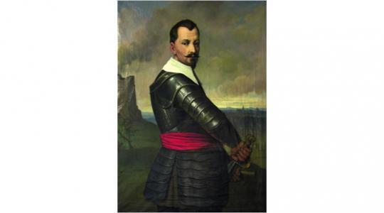 Albrecht z Valdštejna. Zdroj: Sdružení Český ráj