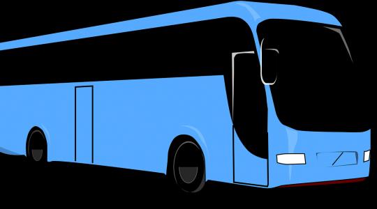 Autobus (ilustrační kresba: fotobanka pixabay.com