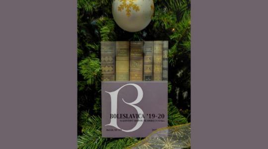 Letošní vydání sborníku Boleslavica