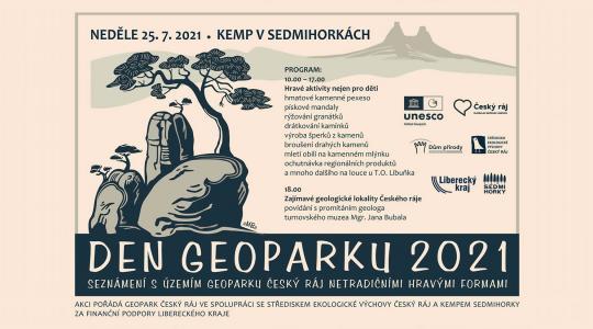 Den Geoparku Český ráj v Sedmihorkách přinese zábavný i poučný program pro děti i dospělé