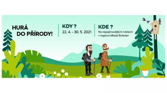 Hurá do přírody! Zdroj: Nadační fond Škoda Auto