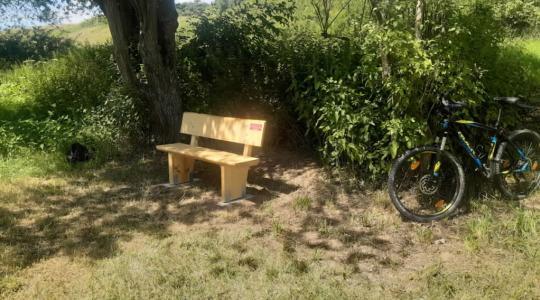 Jednou z podpořených organizací je i Jednota bratrská Mnichovo Hradiště, která bude moct vybudovat další lavičky. Foto: Jednota bratrská