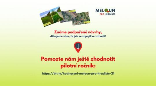 Ohodnoťte první ročník Melounu pro Hradiště