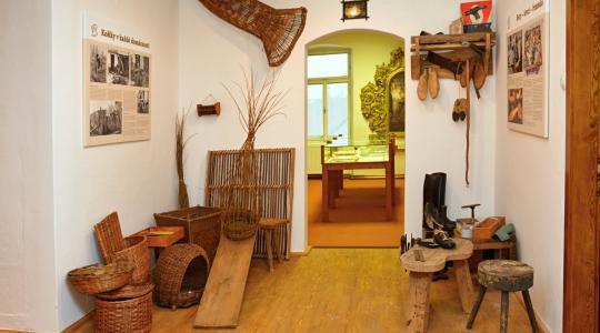Expozice Muzea Bakovska. Foto: Muzeum Bakovska