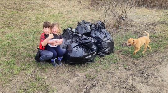 Foto: Iniciativa Ukliďme Bakovsko