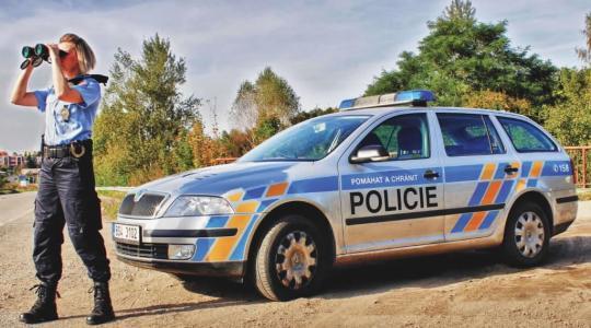 Policisté na Mladoboleslavsku hledají posily do svých řad. Foto: Policie ČR