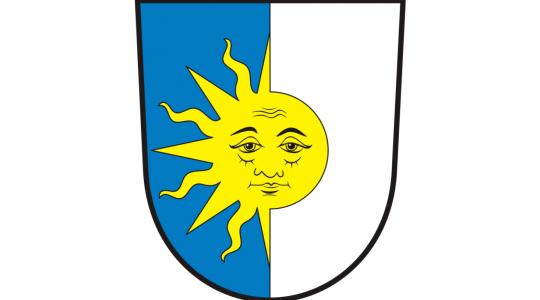 Znak obce Kněžmost