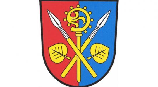 Znak obce Strážiště